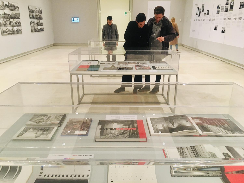 La mostra al Palazzo delle Esposizioni a Roma