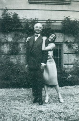 Riccardo e Cesarina Gualino