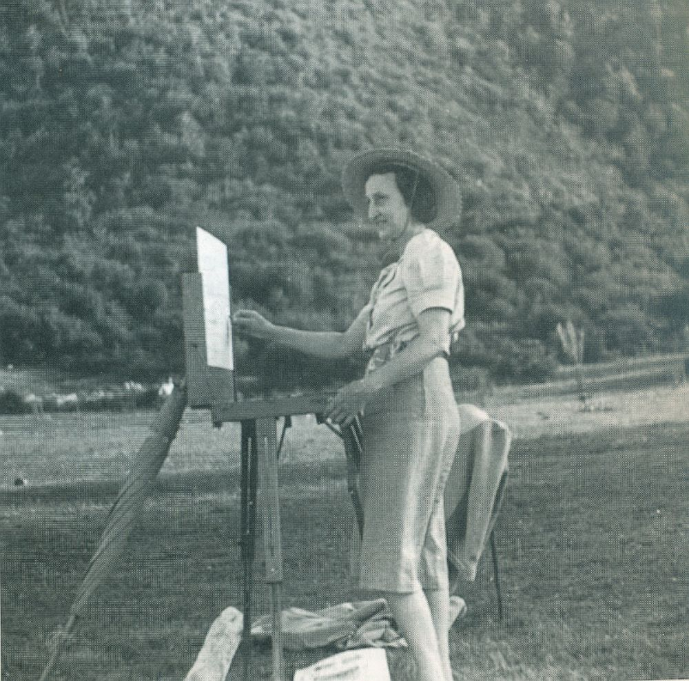 Cesarina Gualino ad Arcinazzo