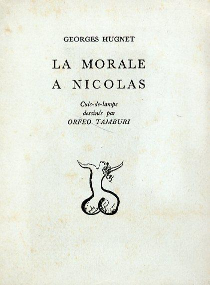 La morale a Nicolas