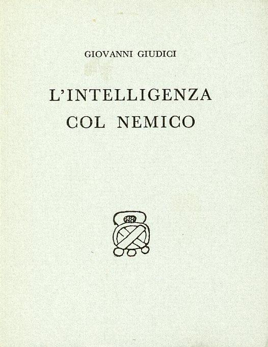 L'intelligenza col nemico