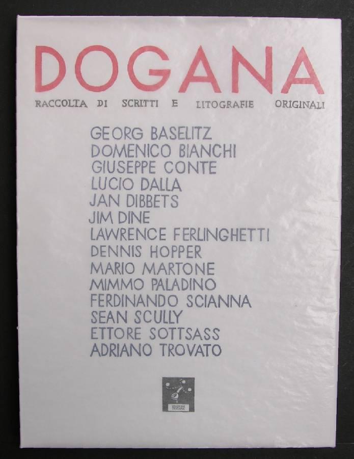 Dogana. 1994 - n. 0