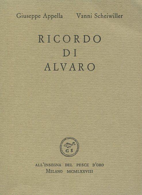 Ricordo di Alvaro