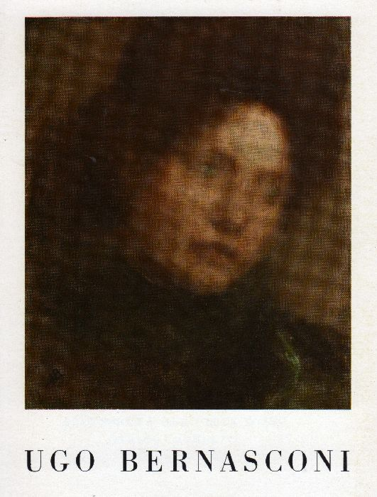 Ugo Bernasconi. 41 dipinti e 16 disegni dal 1905 al 1950