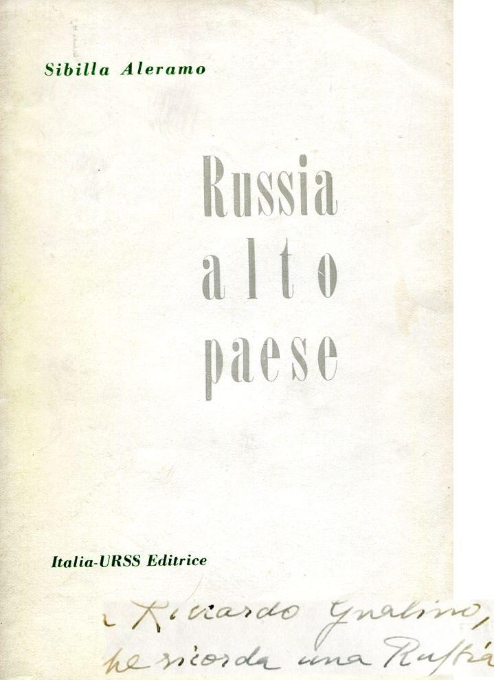 Russia alto paese