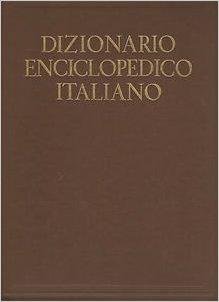 Dizionario Enciclopedico Italiano