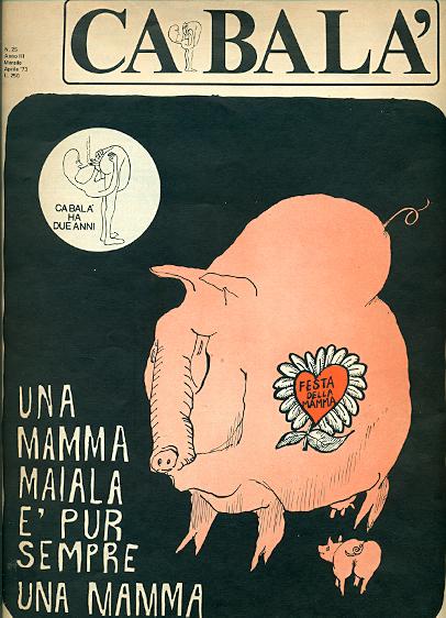 Ca Balà, N.25, aprile 1973
