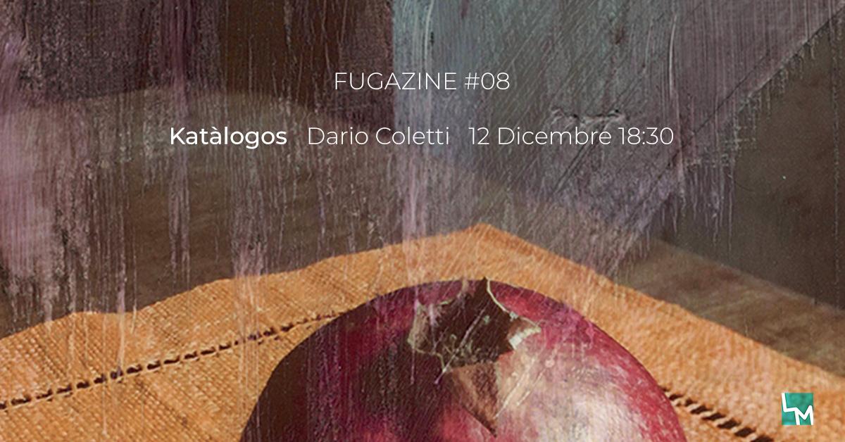 KATÀLOGOS di Dario Coletti