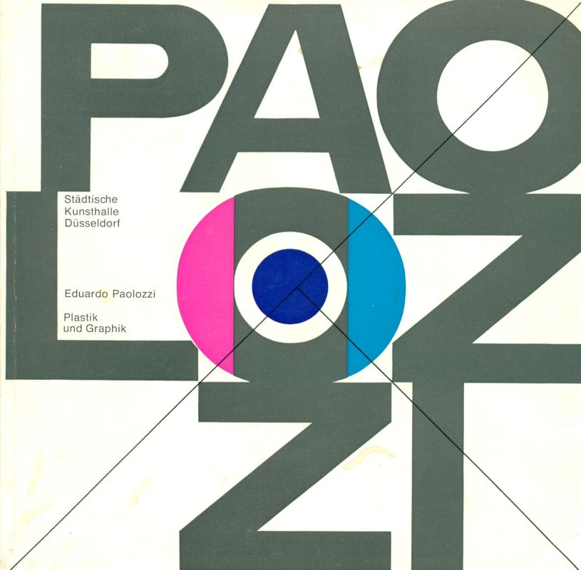 Eduardo Paolozzi. Plastik und Graphik