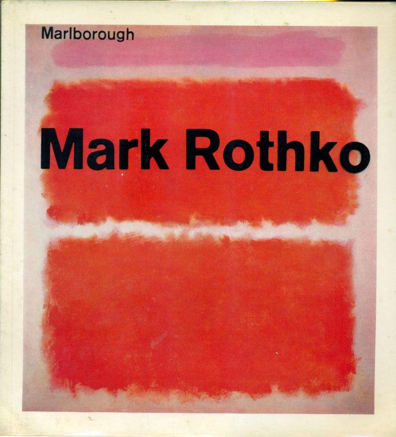 Mark Rothko. Marlborough Fine Art 1964