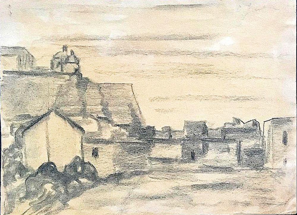 Vedute di Lipari, 1931